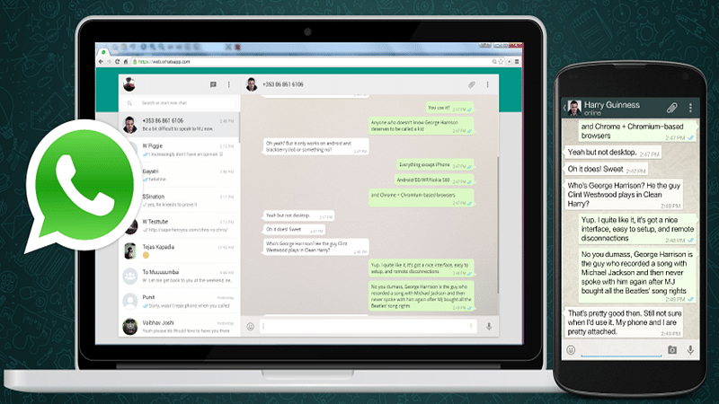 Tech Tip: How to use WhatsApp on your computer