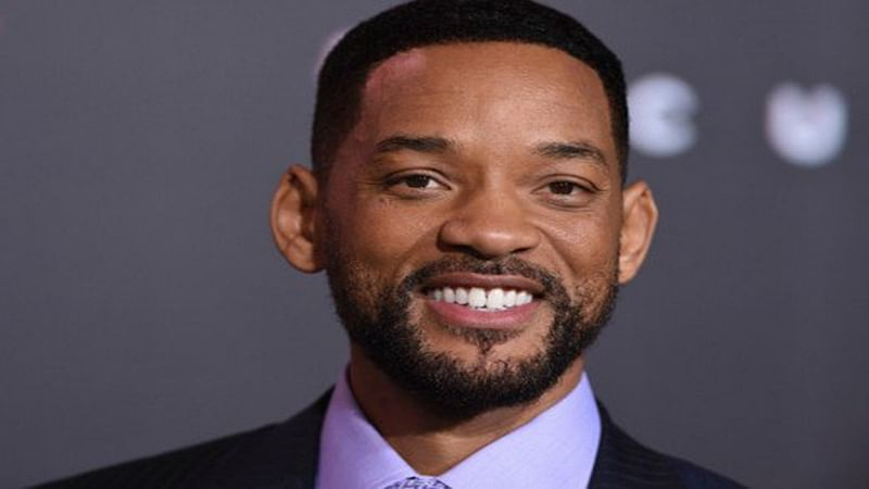 Will Smith posts first look from 'Aladdin' set