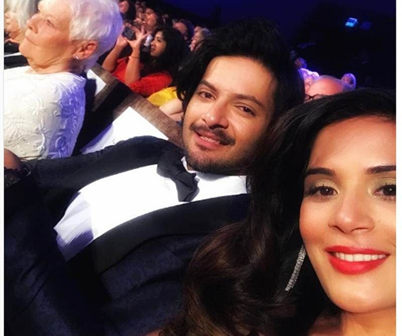 Is Richa Chadha and Ali Fazal are dating each other?