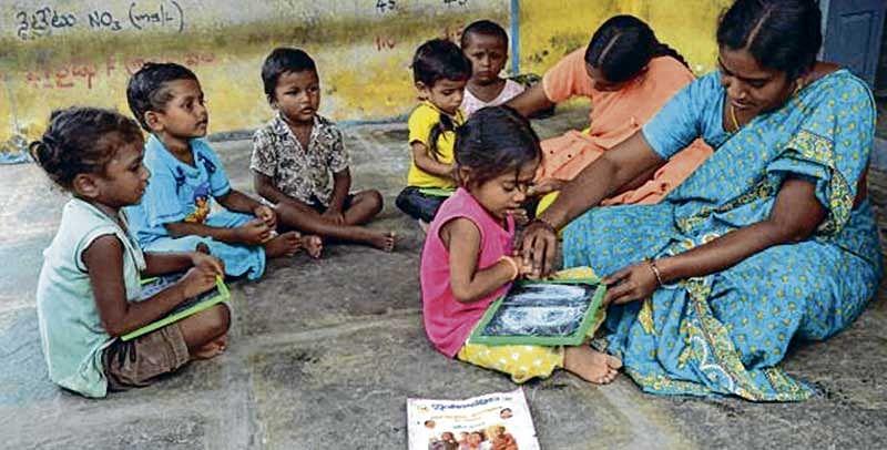 Maharashtra: 73% state government's anganwadi posts lie vacant