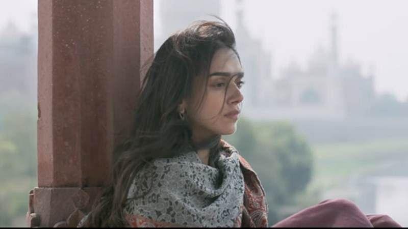 I have no backing in the film industry: Aditi Rao Hydari