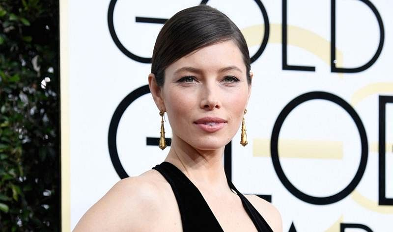Jessica Biel's son gives her a hard time