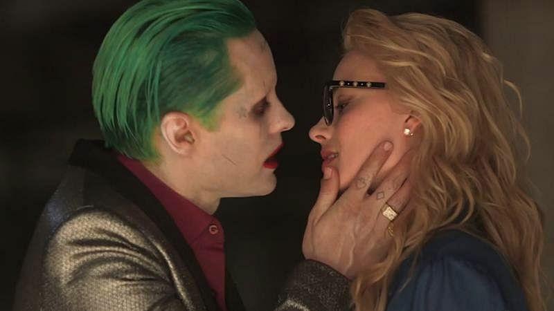 Joker-Harley Quinn unhealthy romance in focus
