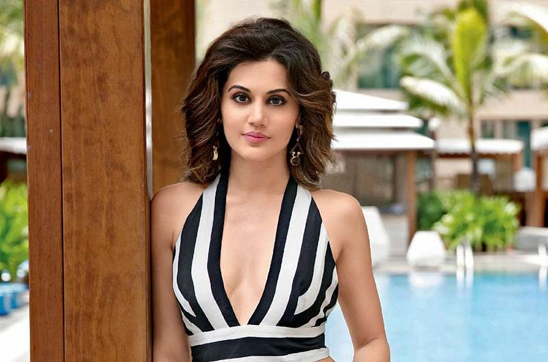 Taapsee Pannu: Not in the elite club, yet