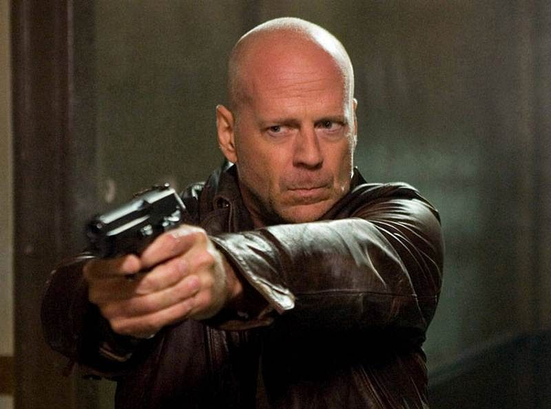Bruce Willis gears up to reprise 'Die Hard' role