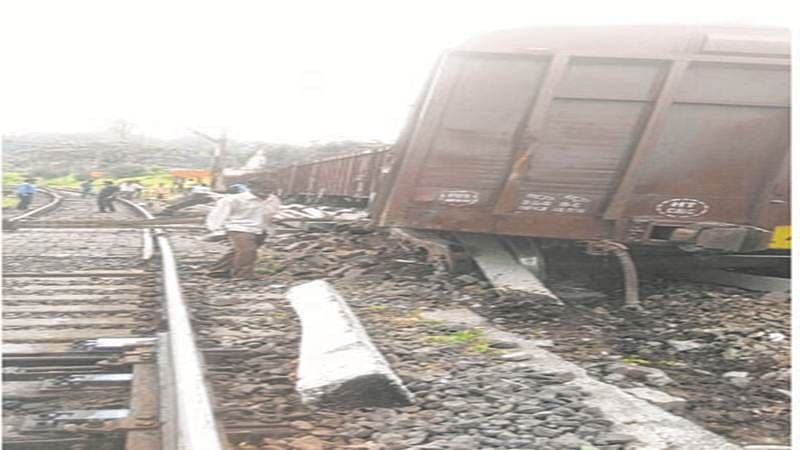 Uttar Pradesh: Two trains derail at the same spot within 10 hrs in Sitapur