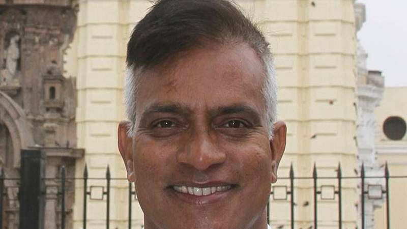 Patient arrested in Indian doctor's killing in US