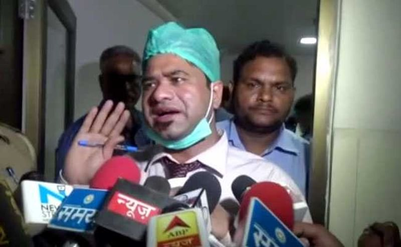 Gorakhpur tragedy: Uttar Pradesh Special Task Force arrests accused Dr Kafeel Khan