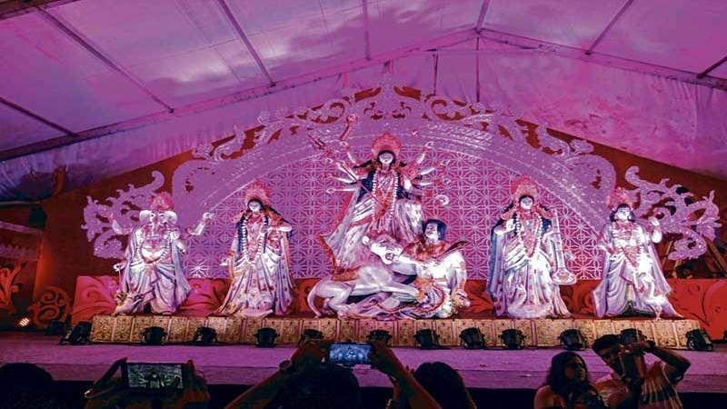 Navratri 2017: Now, donate to Lokhandwala Durgotsav online