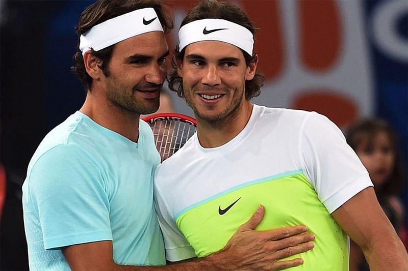 Talk like a man! Roger Federer not 'boyfriend' material, says Nadal
