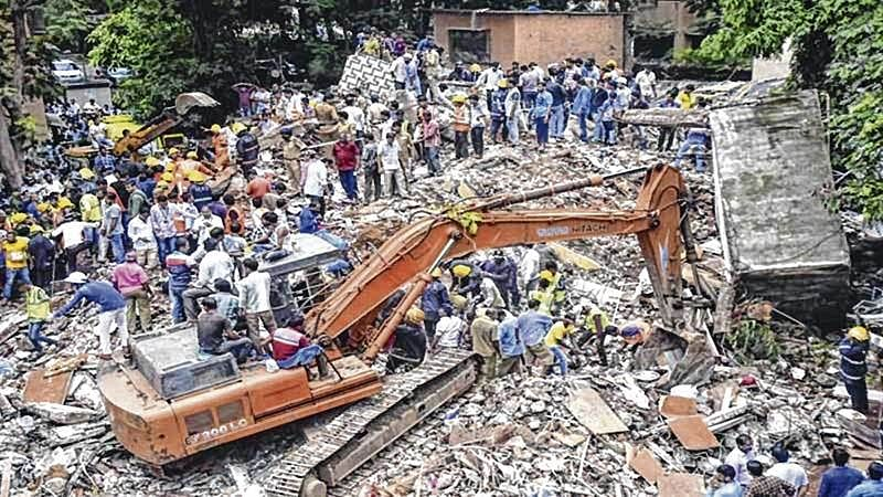 Ghatkopar building collapse: Police file chargesheet against Shiv Sena leader Sunil Shitap
