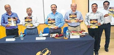 Indore: Hindi a perfect language to pour one's heart out in apt manner: Pamidi