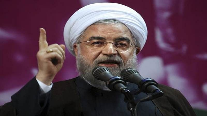Iran President Hassan Rouhani fights back at US President Donald Trump over nuclear deal