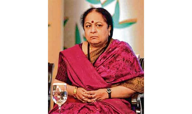 CBI books Jayanthi Natarajan, raids her premises in Chennai
