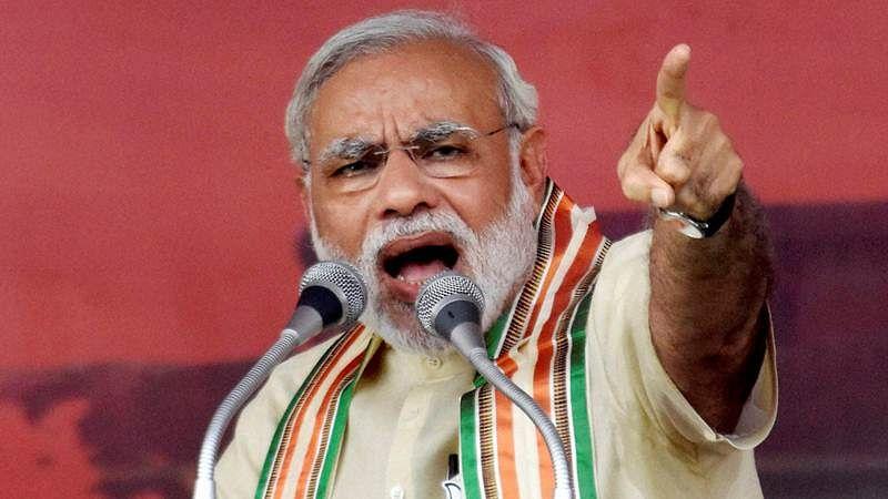 Gujarat Elections 2017: PM Modi hits back at Rahul Gandhi, asks who 'hugged' Chinese envoy during Doklam issue