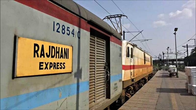 Mumbai: Railways plans to increase run-time of special Rajdhani express to make it punctual