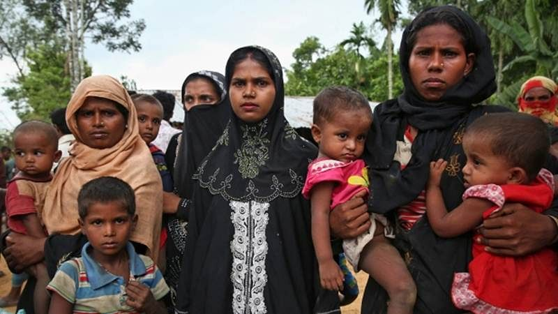 40percent of Rohingyas in Myanmar have fled to Bangladesh:United Nations
