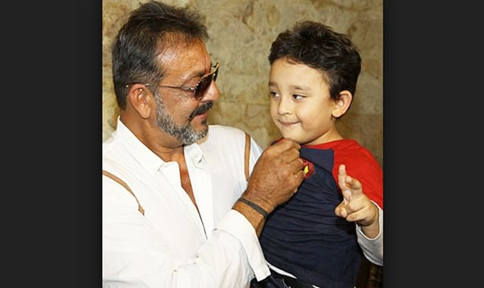 I only pray my son is not like me, says Sanjay Dutt