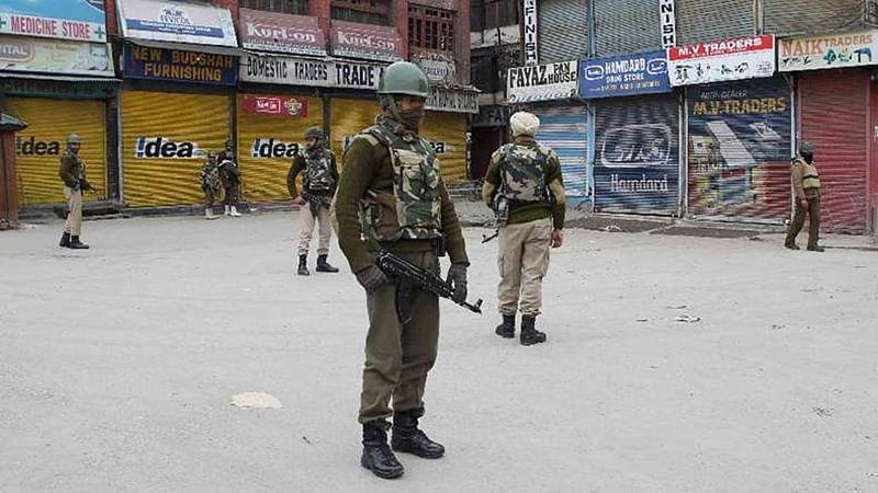 Restrictions in Srinagar to prevent separatist rally