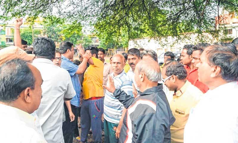 Crores spent on 'swachhta he sewa' campaign despite gross neglect of wards by UMC