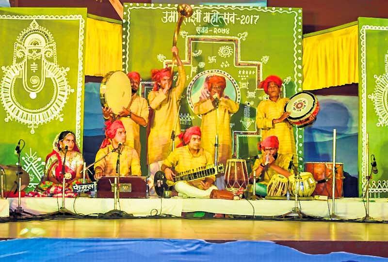 5-day Uma-Sanjhi festival begins with traditional rituals