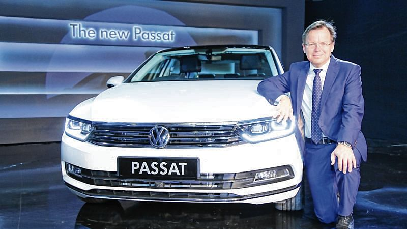 All new Passat launched with introductory offer