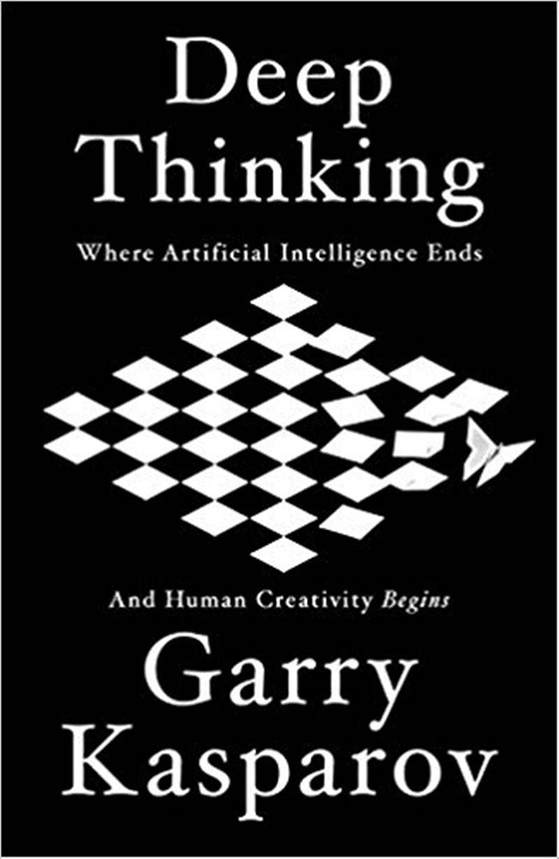 Deep Thinking: Where Machine Intelligence Ends and Human Creativity Begins- Review