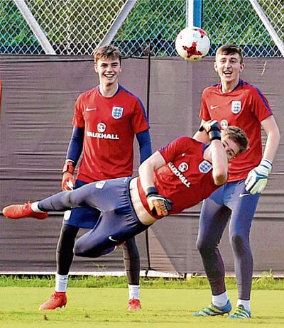 England preparations unaffected