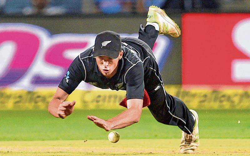 Santner said losing three early wickets put his team under pressure