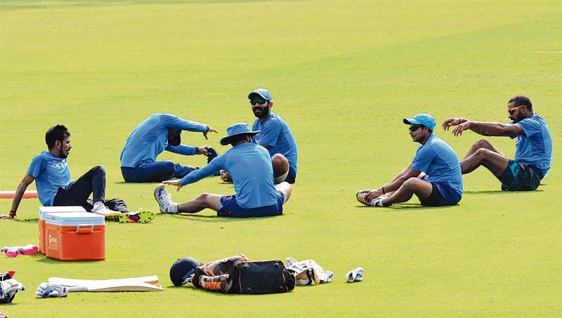 Team India aim seven in a row