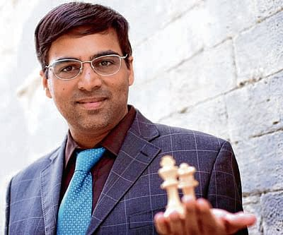 Viswanathan Anand signs off at joint 2nd