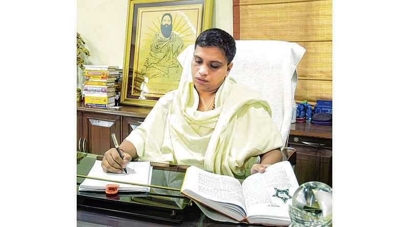 'Paridhan' to reach market by next March, says Acharya Balkrishna, CMD, Patanjali