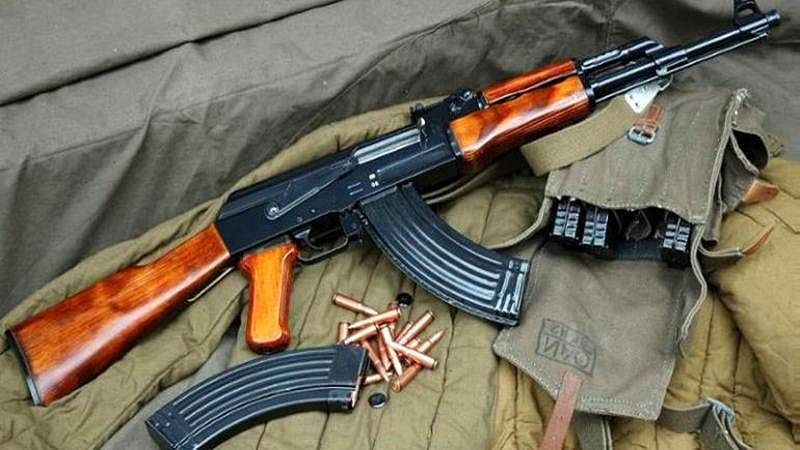 National Investigation Agency team in Jabalpur to probe AK-47 rifles case