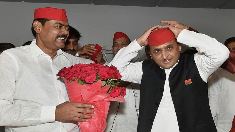 Akhilesh Yadav re-elected Samajwadi Party national president for 5-years