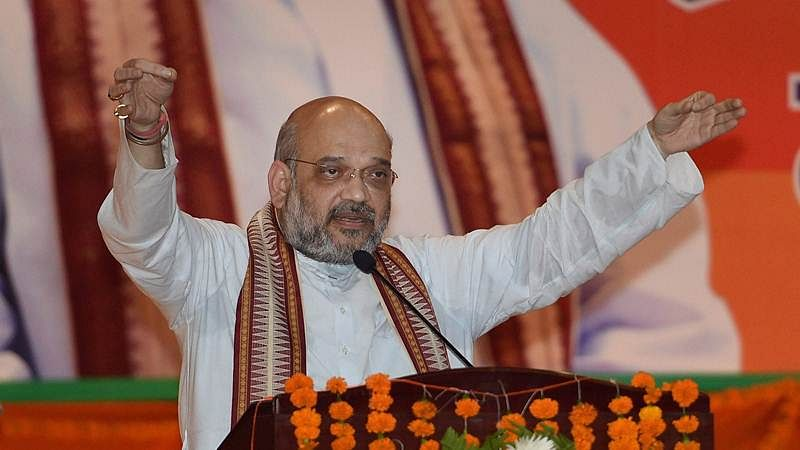 Kerala: Amit Shah flags off 15-day 'Jan Raksha Yatra' against CPI(M) violence in all state capitals