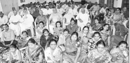 Ujjain: Dussehra also symbolises victory over senses: Acharya Anand Purusharthi