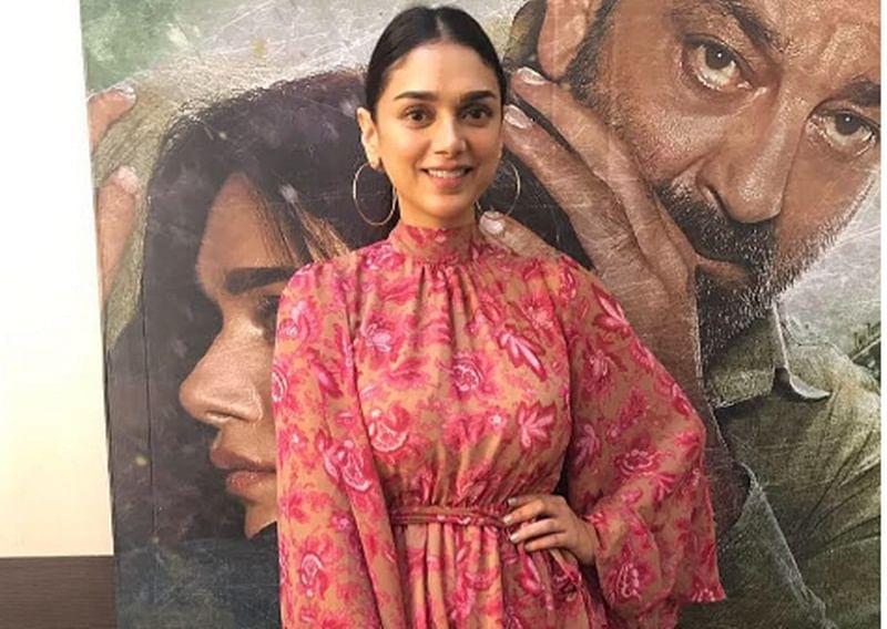 Aditi Rao Hydari birthday special: Elegant pictures of the Bollywood beauty