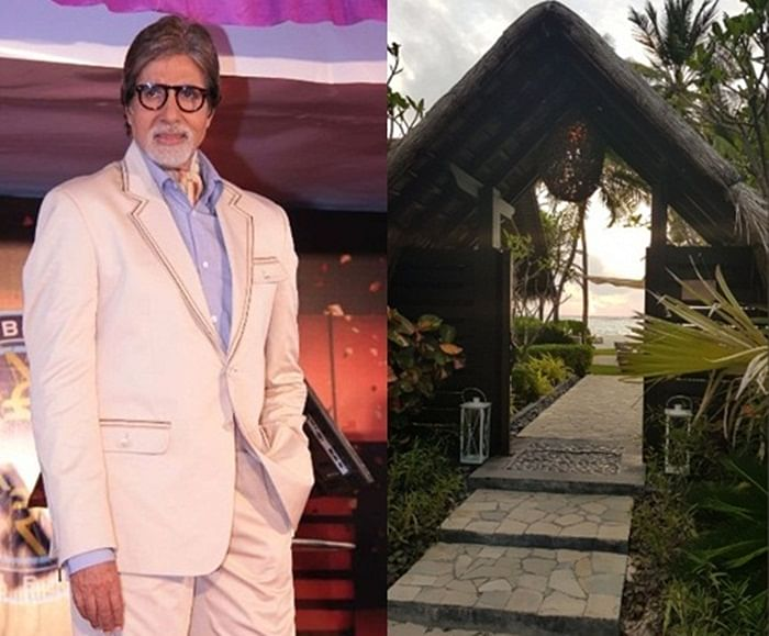 Adorable! Amitabh Bachchan pens down love for his home, after returning from Maldives