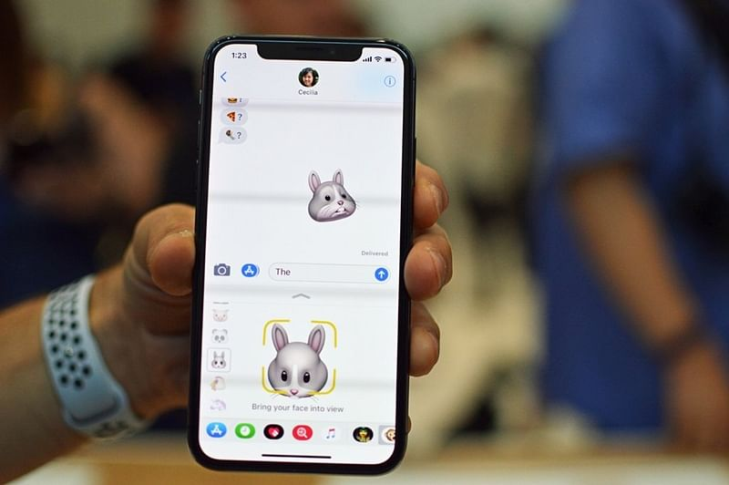 Japanese firm sues Apple over 'Animoji' feature in iPhone X