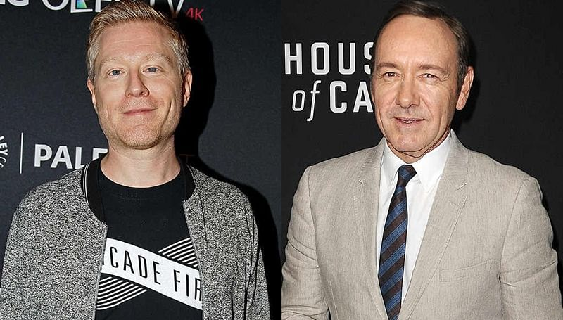 'Star Trek' actor alleges Kevin Spacey made sexual advance toward him