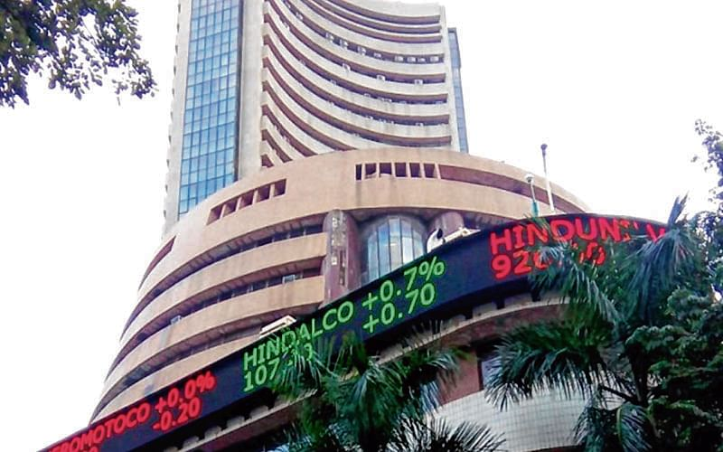 Sensex, Nifty log first fall in 3 days;Adani Ports, CIL drag