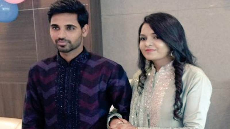 Bowled Over! Bhuvneshwar Kumar gets engaged to childhood friend Nupur Nagar