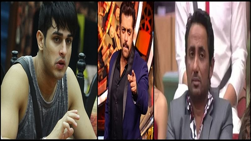 Bigg Boss 11 Weekend Ka Vaar: Salman Khan throws out Priyank Sharma, Zubair Khan evicted from house