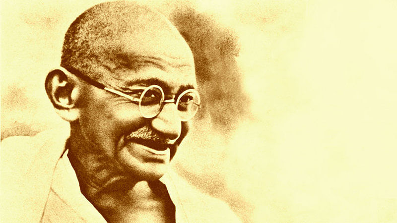 Rare signed photo of Mahatma Gandhi fetches over USD 41k at auction