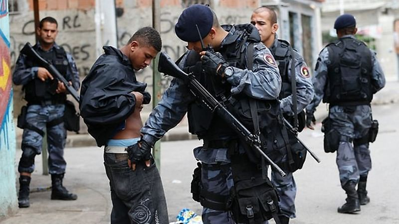 Brazil police arrests 108 in anti-paedophilia operation