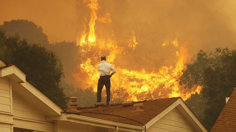 California wildfire death toll rises to 42
