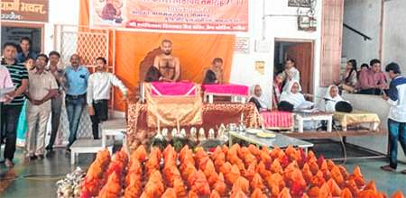Ujjain: Chaturmaas of Prasann Maharaj held