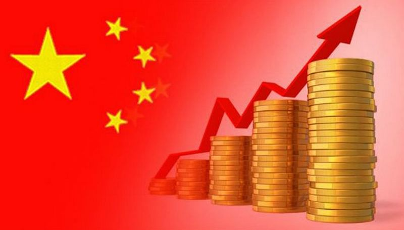 China's GDP rose to $12 tln in last five years, says Xi