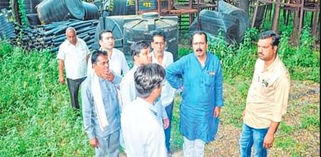 Ujjain: Cong claims corruption in water tank purchase