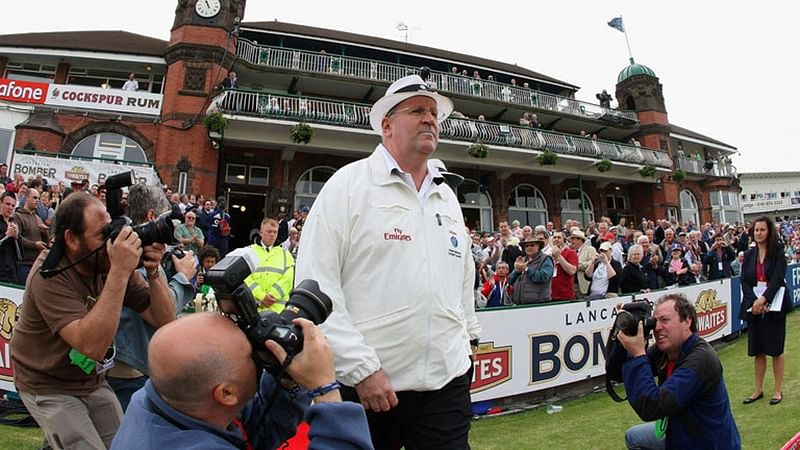 OMG! Former Test umpire Darrell Hair 'caught' stealing, blames gambling addiction for theft